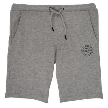 Odjeća Dječak  Bermude i kratke hlače Jack & Jones JJISHARK Siva