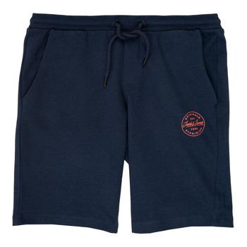 Odjeća Dječak  Bermude i kratke hlače Jack & Jones JJISHARK Blue
