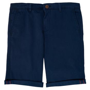 Odjeća Dječak  Bermude i kratke hlače Jack & Jones JJIBOWIE Blue