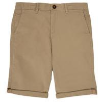 Odjeća Dječak  Bermude i kratke hlače Jack & Jones JJIBOWIE Bež