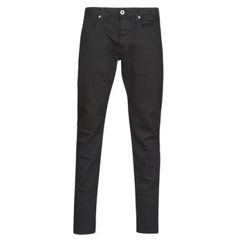 Odjeća Muškarci  Slim traperice G-Star Raw 3301 SLIM Crna