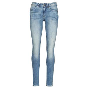 Odjeća Žene  Skinny traperice G-Star Raw MIDGE ZIP MID SKINNY WMN Blue