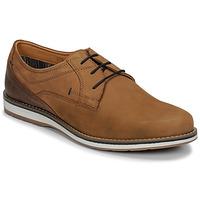 Obuća Muškarci  Derby cipele André LINOS Boja konjaka