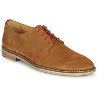 Obuća Muškarci  Derby cipele André SETIMA Boja konjaka