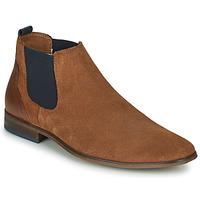 Obuća Muškarci  Derby cipele André WALOU Boja konjaka