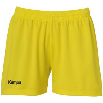 Odjeća Žene  Bermude i kratke hlače Kempa Short femme  Classic jaune citron