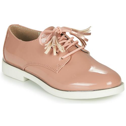 Obuća Djevojčica Derby cipele André ROSINE Ružičasta