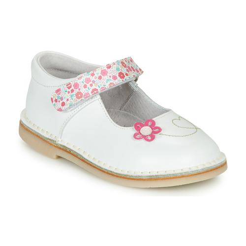 Obuća Djevojčica Balerinke i Mary Jane cipele André ISABELLA Bijela