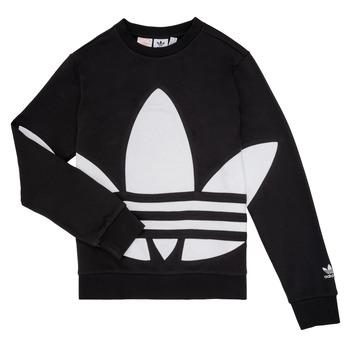 Odjeća Djeca Sportske majice adidas Originals BRIGDA Crna