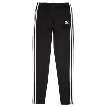 Odjeća Djevojčica Tajice adidas Originals BRIDGER Crna