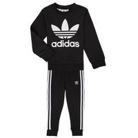 Odjeća Djeca Dječji kompleti adidas Originals LOKI Crna