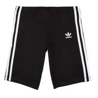 Odjeća Djevojčica Bermude i kratke hlače adidas Originals EDDY Crna