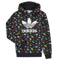Odjeća Djevojčica Sportske majice adidas Originals DLIA Crna