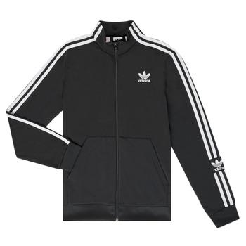 Odjeća Dječak  Gornji dijelovi trenirke adidas Originals MARIEME Crna