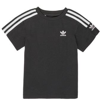 Odjeća Dječak  Majice kratkih rukava adidas Originals MINACHE Crna