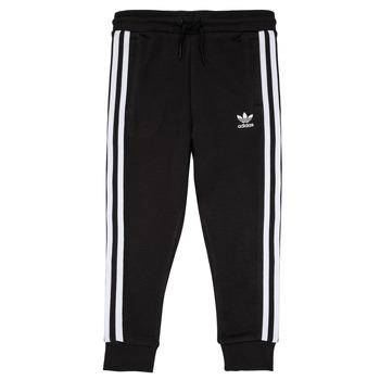 Odjeća Djeca Donji dio trenirke adidas Originals LOOAI Crna