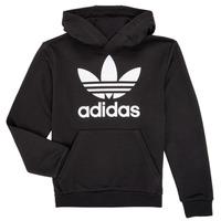 Odjeća Djeca Sportske majice adidas Originals ZACK Crna