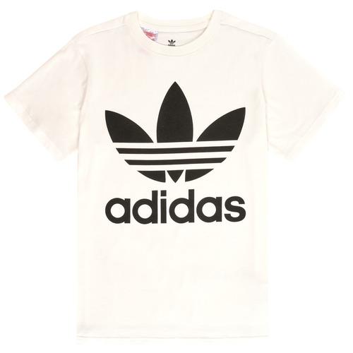 Odjeća Djeca Majice kratkih rukava adidas Originals SARAH Bijela