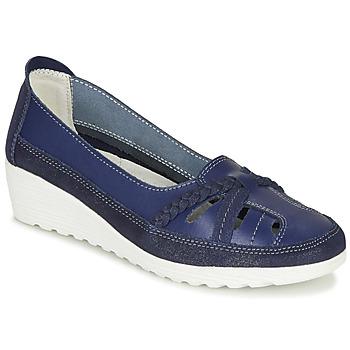 Obuća Žene  Balerinke i Mary Jane cipele Damart MILANI Blue