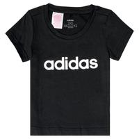 Odjeća Djevojčica Majice kratkih rukava adidas Performance NATRAZ Crna