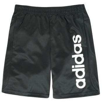 Odjeća Dječak  Bermude i kratke hlače adidas Performance NIKLOS Crna