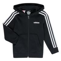Odjeća Dječak  Sportske majice adidas Performance NOTRIZ Crna