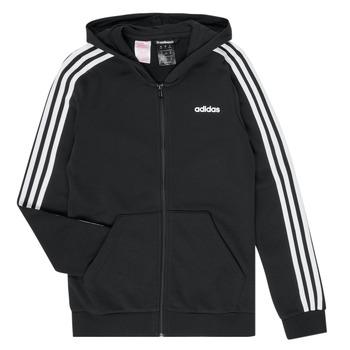 Odjeća Djevojčica Sportske majice adidas Performance GOMELLO Crna
