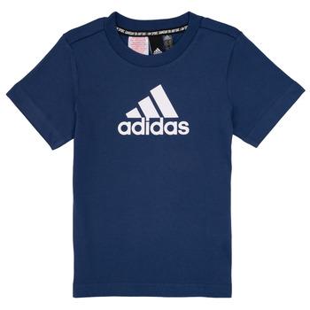 Odjeća Dječak  Majice kratkih rukava adidas Performance BRIAN Blue
