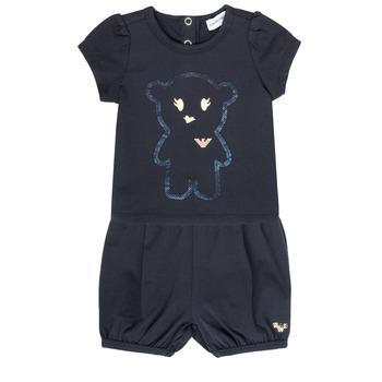 Odjeća Djevojčica Dječji kompleti Emporio Armani Aiden Blue