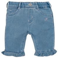 Odjeća Djevojčica Hlače s pet džepova Emporio Armani Arthur Blue