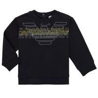 Odjeća Dječak  Sportske majice Emporio Armani Antony Blue