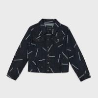 Odjeća Dječak  Traper jakne Emporio Armani Angelo Blue