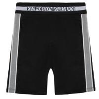 Odjeća Dječak  Bermude i kratke hlače Emporio Armani Aubert Crna