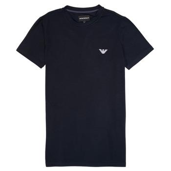 Odjeća Dječak  Majice kratkih rukava Emporio Armani Benoit Blue