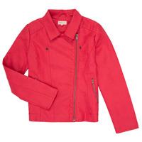 Odjeća Djevojčica Kožne i sintetičke jakne Only KONCARLA Ružičasta