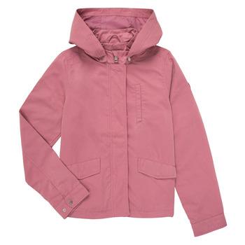 Odjeća Djevojčica Kratke jakne Only KONNEWSKYLAR Ružičasta