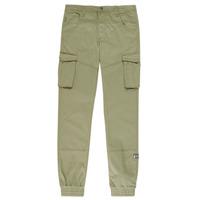 Odjeća Dječak  Cargo hlače Name it NITBAMGO Kaki