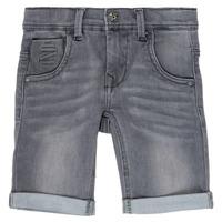 Odjeća Dječak  Bermude i kratke hlače Name it NKMTHEO Siva