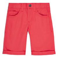 Odjeća Dječak  Bermude i kratke hlače Name it NKMSOFUS TWIISAK Red