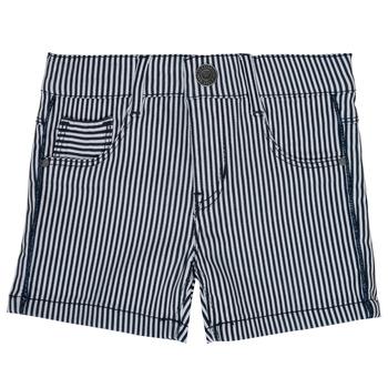 Odjeća Dječak  Bermude i kratke hlače Name it NKFSALLI Blue