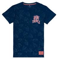 Odjeća Djevojčica Majice kratkih rukava Name it NKMFARRAN Blue
