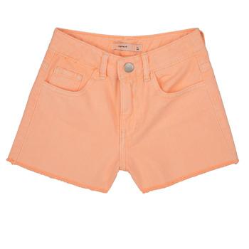 Odjeća Djevojčica Bermude i kratke hlače Name it NKFRANDI Ružičasta