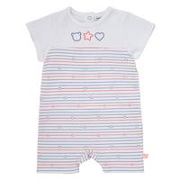 Odjeća Djeca Kombinezoni i tregerice Noukie's NOLAN Multicolour