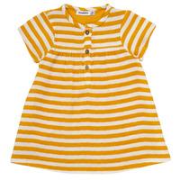 Odjeća Djevojčica Kratke haljine Noukie's YOUNES Žuta