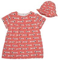 Odjeća Djevojčica Kratke haljine Noukie's KENZO Ružičasta