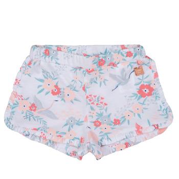 Odjeća Djevojčica Bermude i kratke hlače Carrément Beau SAMUEL Bijela