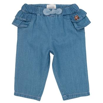 Odjeća Djevojčica Slim traperice Carrément Beau ISAQ Blue