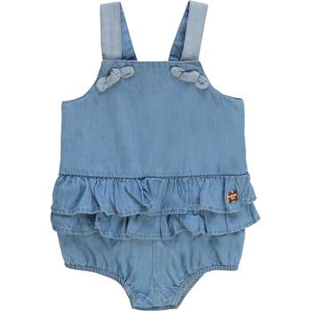 Odjeća Djevojčica Kombinezoni i tregerice Carrément Beau KYAN Blue