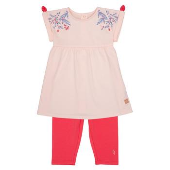 Odjeća Djevojčica Dječji kompleti Carrément Beau AIMEE Ružičasta
