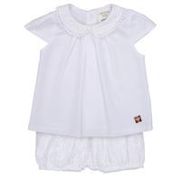 Odjeća Djevojčica Dječji kompleti Carrément Beau LORELLI Bijela